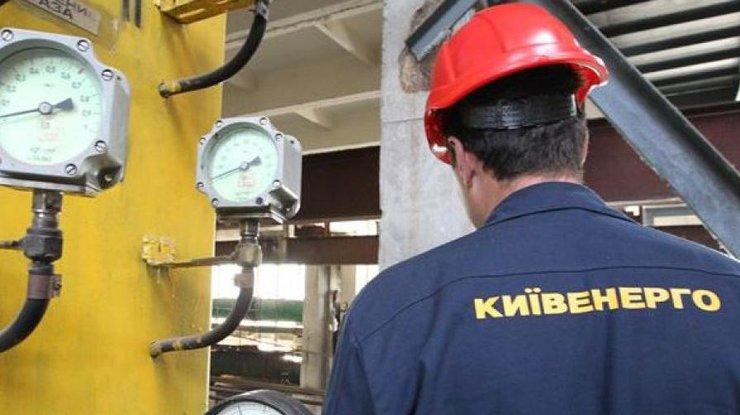 В «Киевэнерго» виновной в«горячих» счетах называют холодную погоду