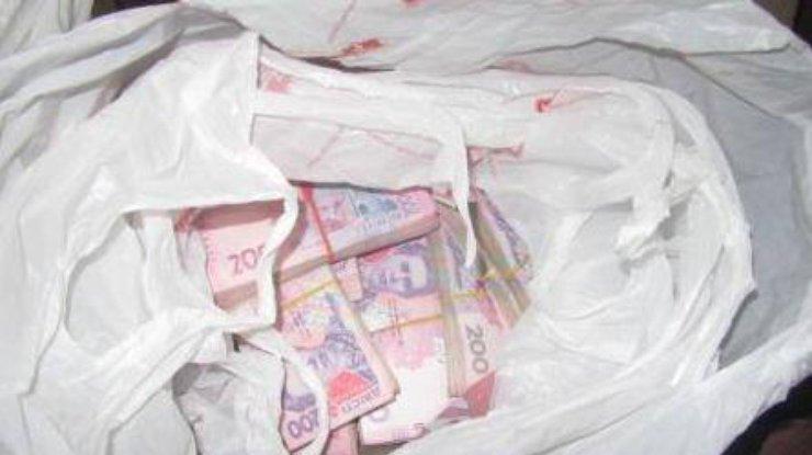 ВКПВВ «Гнутово» таможенники обнаружили уукраинца практически 2 млн грн