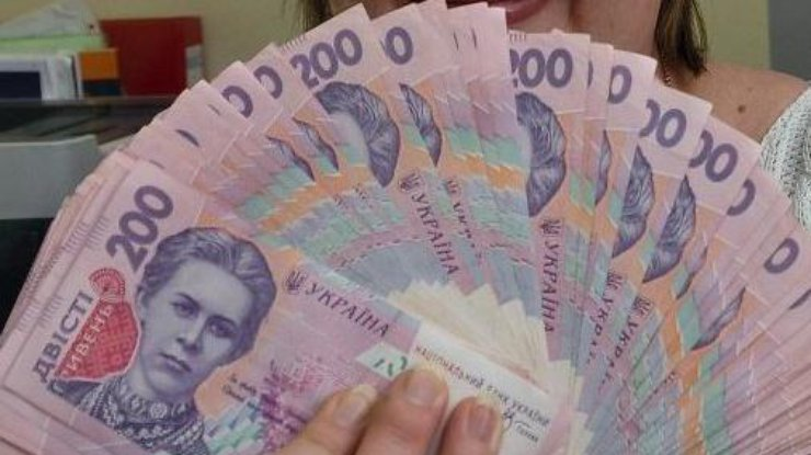 Гривны навес: вКПВВ «Гнутово» задержали машину с 2-мя пакетами денежных средств