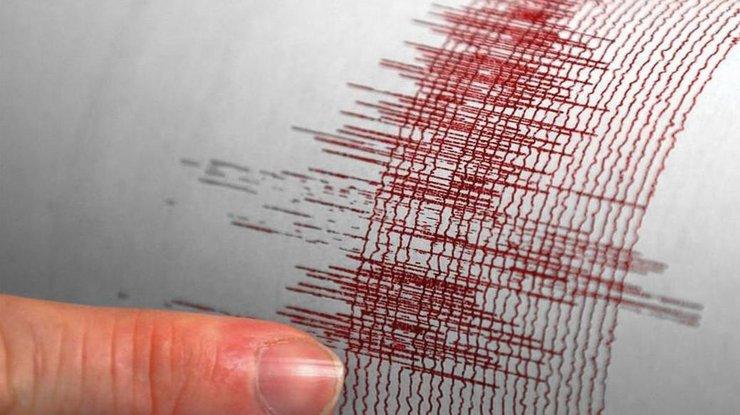 ВЯпонии случилось землетрясение магнитудой 5,4