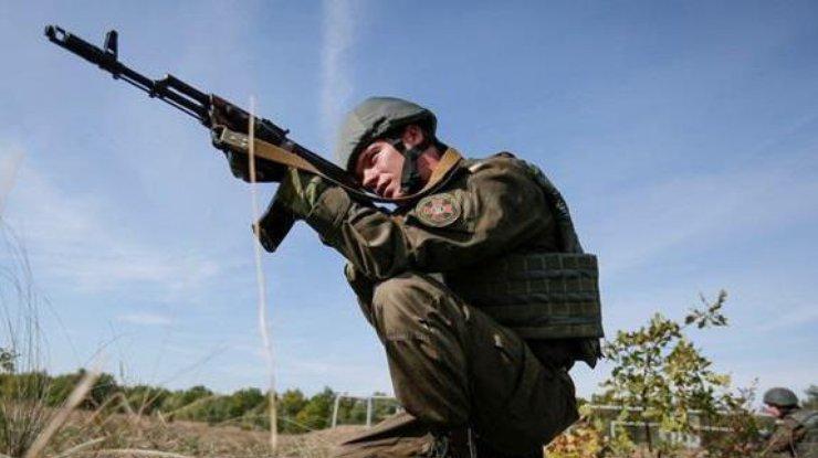 Сутки вДонбассе прошли без потерь, трое раненых— Штаб