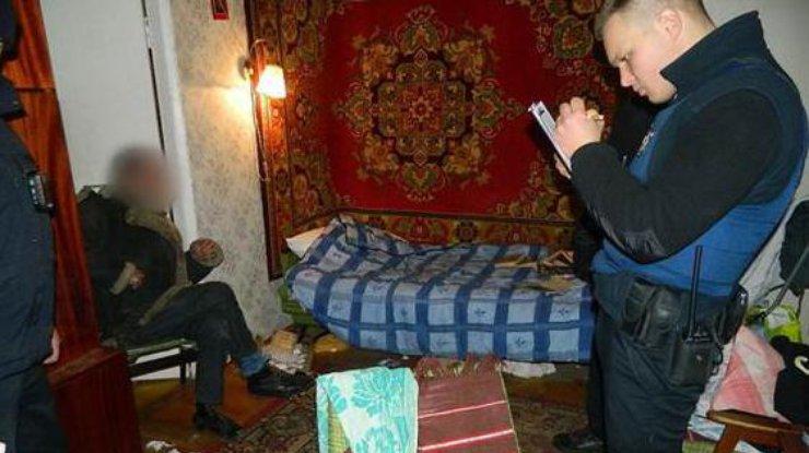В Киеве хозяин жестоко убил квартиранта