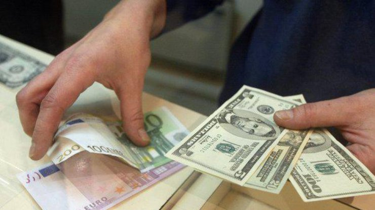 Евро стремительно растет— Курс валют