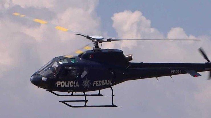ВРио-де-Жанейро упал полицейский вертолет, погибли четверо