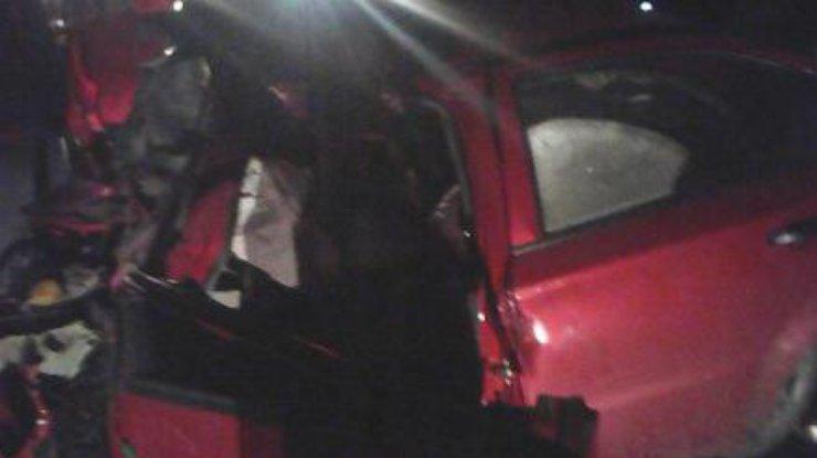 Ужасное ДТП вОдесской области: легковушка протаранила микроавтобус, погбли 4 человека