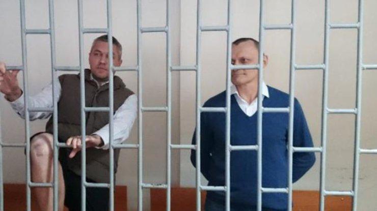 Клыху назначили месяц лишения свободы якобы заоскорбление обвинителя