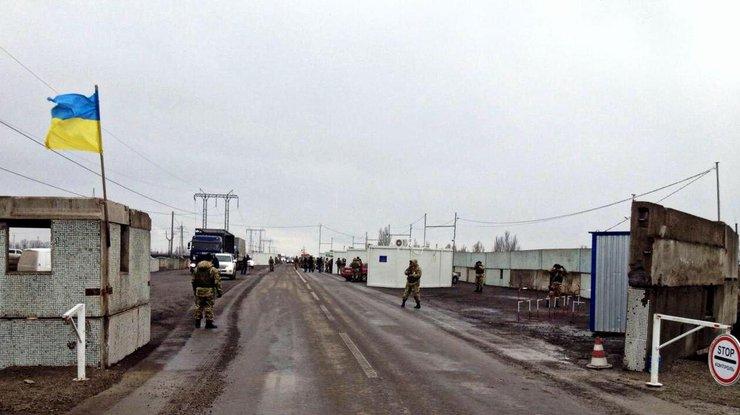 Таможенники готовы осуществлять пропускные операции наКПВВ «Золотой»