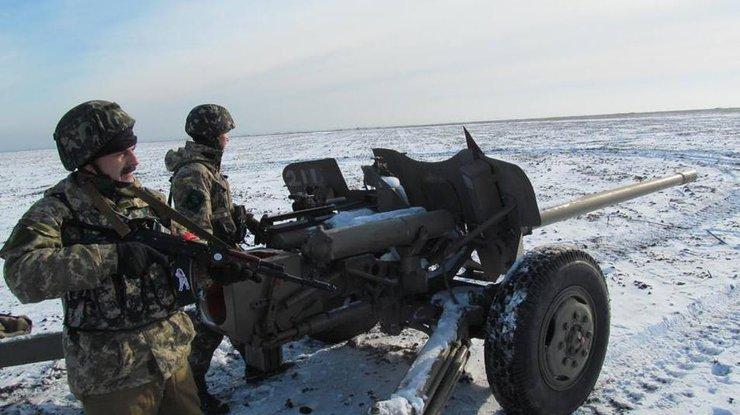 Взоне АТО возросло число обстрелов— русская агрессия