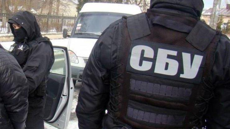 СБУ задержала ополченца из ДНР и обвиняет его в подготовке терактов