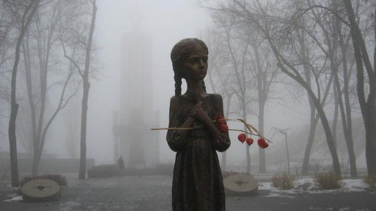 Украина почтила минутой молчания память жертв Голодомора