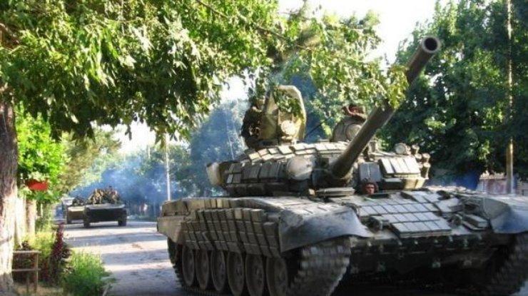 Террористы сосредоточили обстрелы внаправлении Мариуполя— Штаб