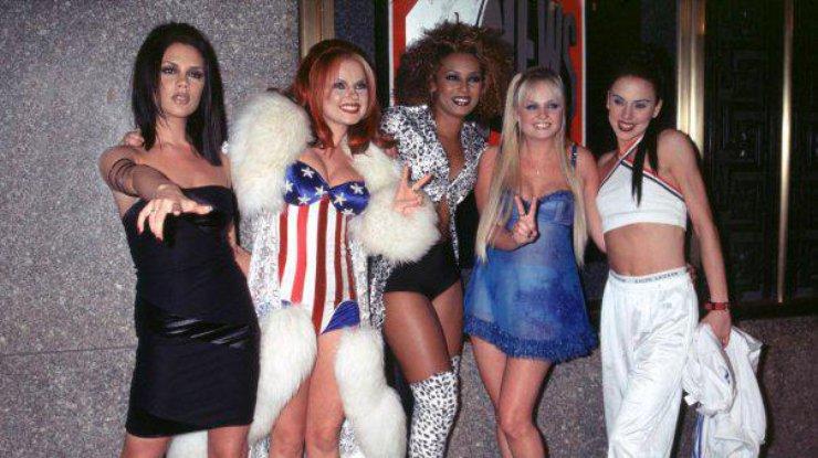 Популярна группа Spice Girls записала новейшую песню
