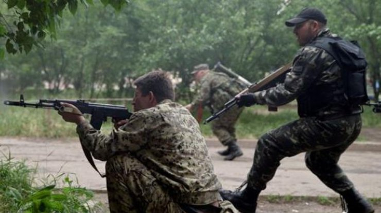 Нацгвардия задержала 22 подозреваемых впособничестве боевикам ДНР