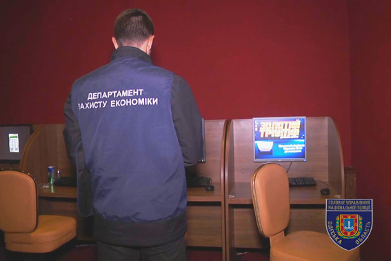 ВСуворовском районе Одессы устранили два подпольных казино