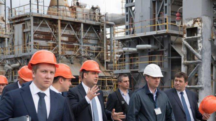 Унас все есть возможности для восстановления самолетостроения— Премьер Украины