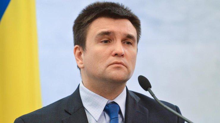 РФ отказалась выводить свои войска сДонбасса— Климкин
