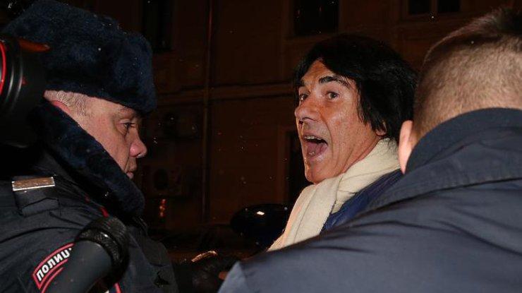В России задержан лидер французской группы Space Дидье Маруани