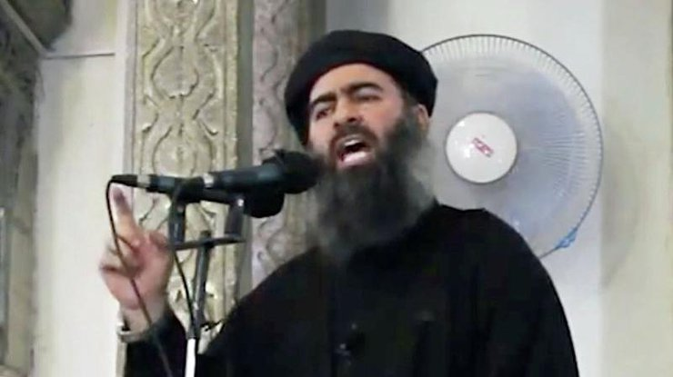 Лидер «Исламского государства» призвал боевиков неотступать изМосула
