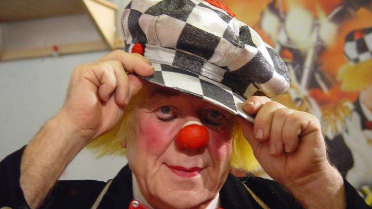 Стала известна причина смерти «солнечного клоуна» Олега Попова