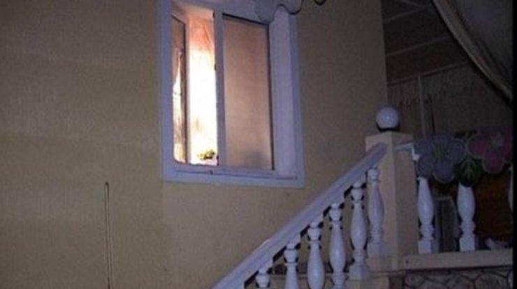В Киеве ограбили частный дом на глазах у хозяйки