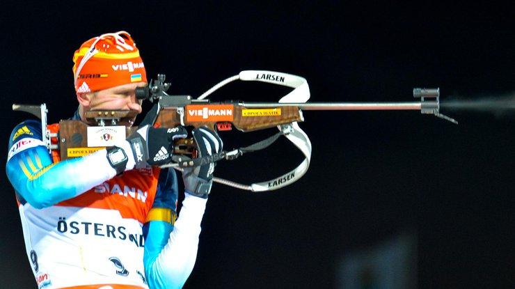 Биатлонистка Глазырина забежала впятерку сильнейших Кубка мира