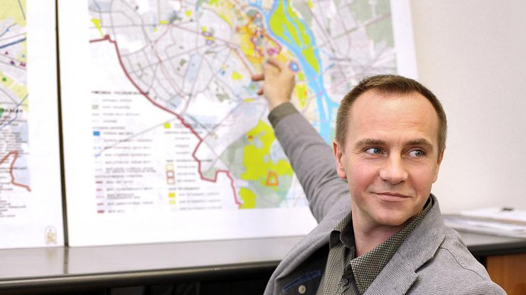 Свистунов назначен основным архитектором украинской столицы