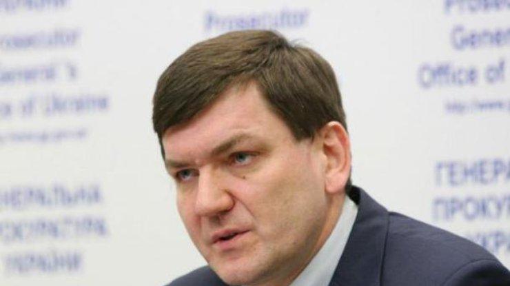Януковичу сообщено о сомнении в8 уголовных делах— ГПУ
