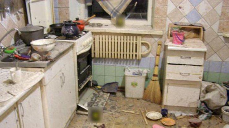 ВПолтавской области мужчина подорвал себя гранатой