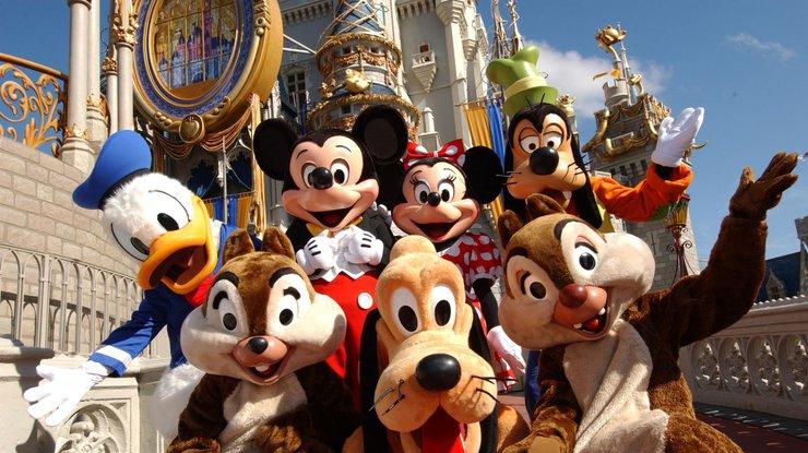 ВСША разрешили использовать беспилотники впарках Disney