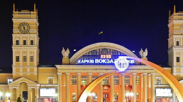 Нарынке ижелезнодорожном вокзале вХарькове ищут бомбу