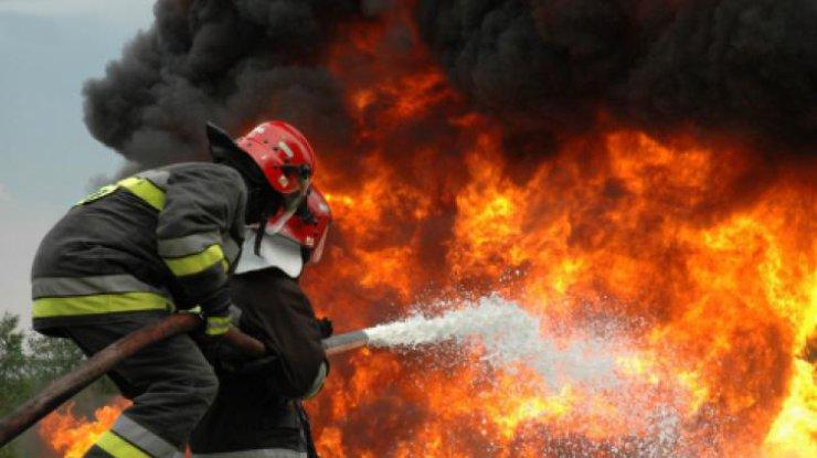 В итоге пожара вКривом Роге пострадали 4 человека