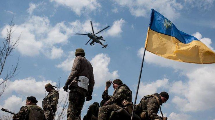 Запрошедшие сутки боевики 50 раз обстреляли позиции ВСУ,