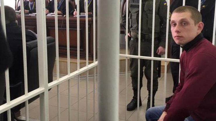 Патрульном Олейнику объявили подозрение вубийстве
