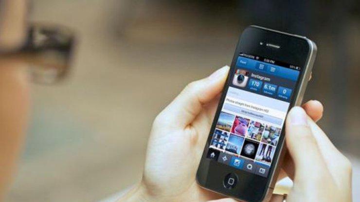 В Инстаграм появился официальный аккаунт Украинского государства