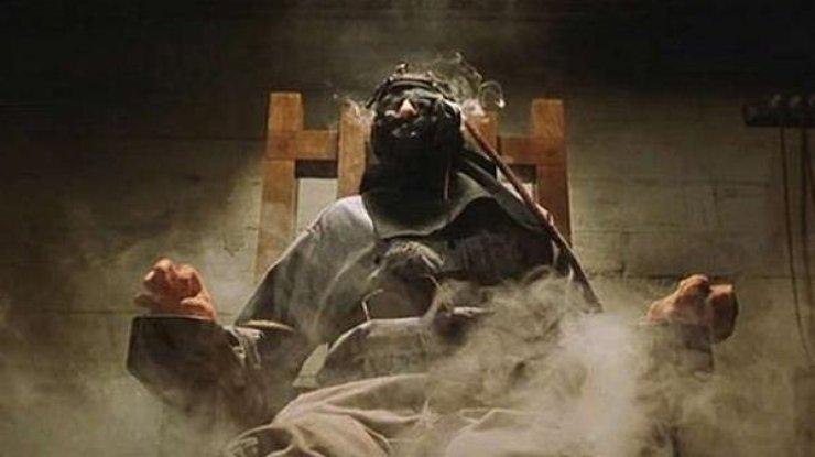 Исламисты вМосуле публично сожгли 30 человек наэлектрическом стуле