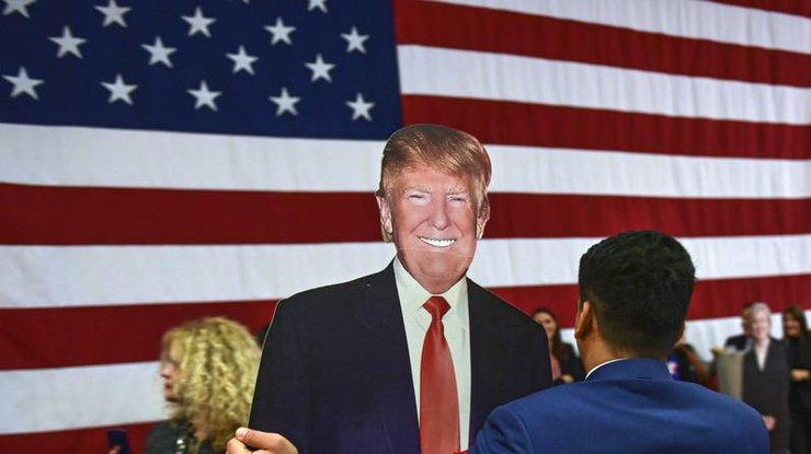 фотожабы про выборы трампа этого захоронения обросла