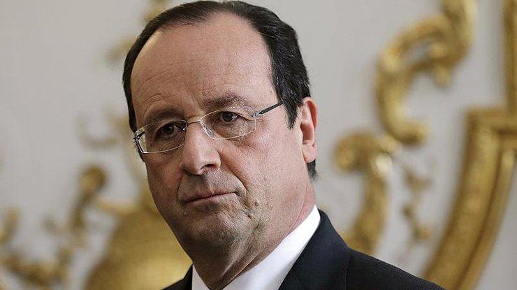 Олланд объявил, что победа Трампа открывает период неопределенности