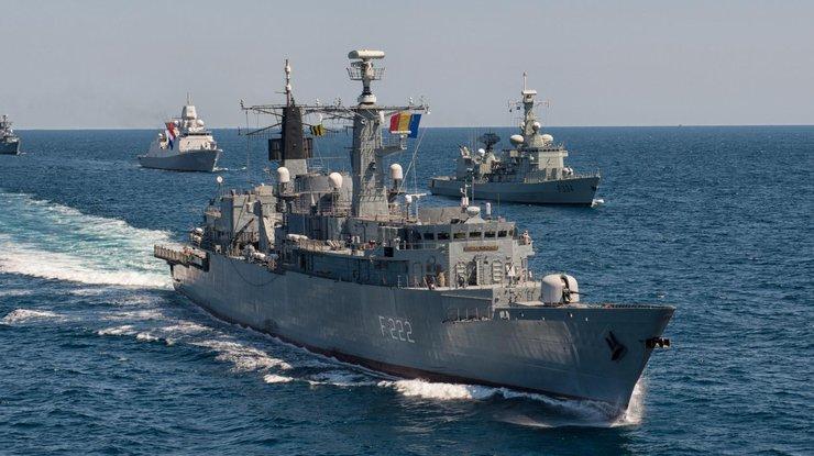 НАТО развернула операцию «Морской страж» вСредиземном море