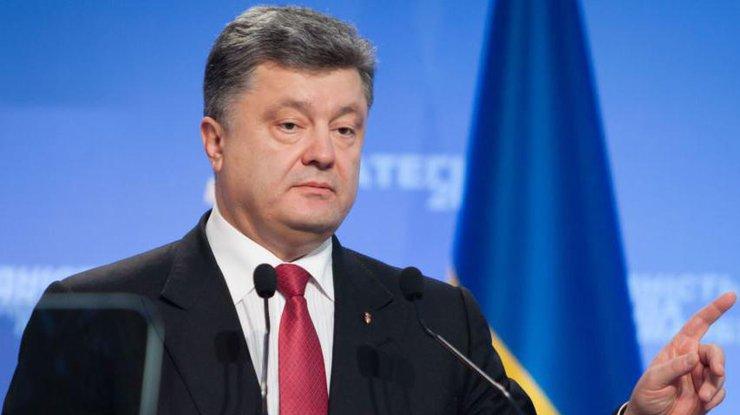 Порошенко сократил Саакашвили спостов губернатора исоветника президента