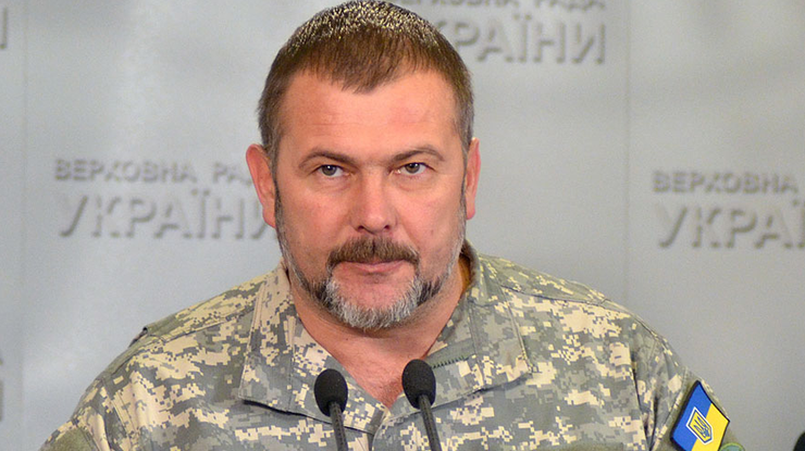 Депутат Юрий Береза