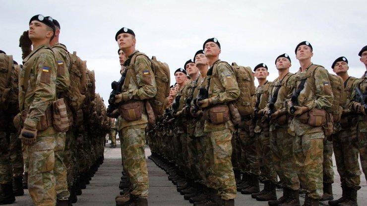 Украина поднялась в мировом индексе милитаризации