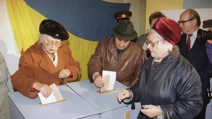 Акт провозглашения независимости Украины поддержали 83% граждан Луганской области