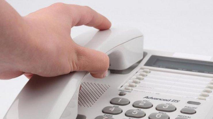 ВУкраинском государстве подорожало использование стационарными телефонами