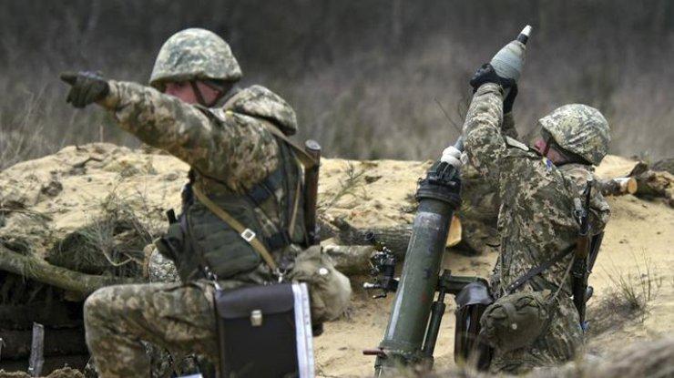 Впроцессе учений отвзрыва ранены трое военных
