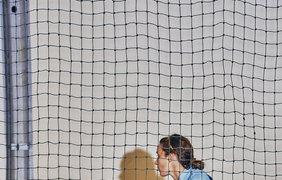 Американские футболистки снялись в концептуальной фотосессии (фото: Esquire, Cait Oppermann)