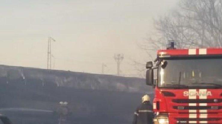 После крушения поезда вболгарском селе объявили полную эвакуацию