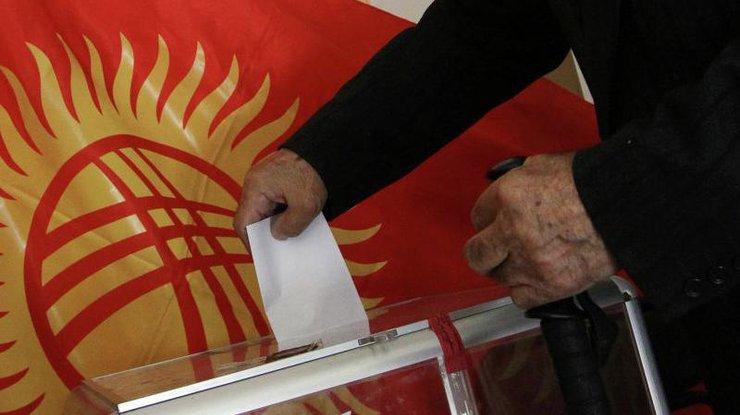 Референдум вКыргызстане поизменению Конституции признан состоявшимся