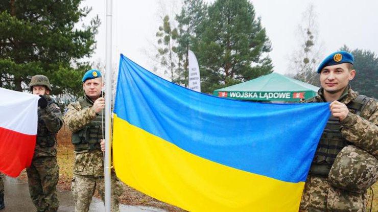 Украинские военные начали учения с 2-мя союзниками изНАТО: размещены яркие фото