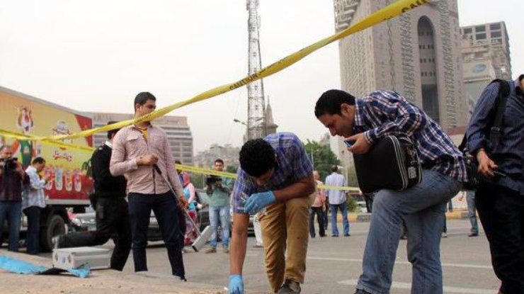 Взрыв вкоптском монастыре вКаире, 25 погибших