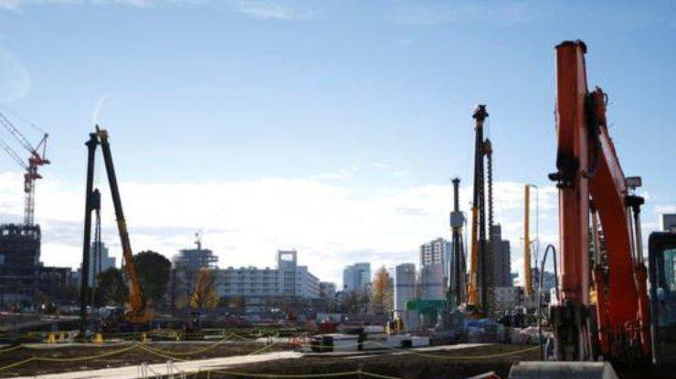 ВТокио прошла церемония закладки стадиона Олимпийских игр 2020 года